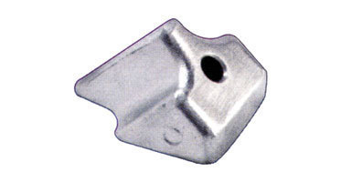 Zinc anode for 4-7.5 HP engines. Johnson - Evinrude