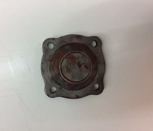Back cover gearbox TM265 Technodrive Used