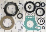 Gasket set and gearbox discs 63IV ZF